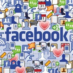 Facebook en tutti-frutti värld.