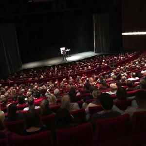 Föreläsning i Hässleholm